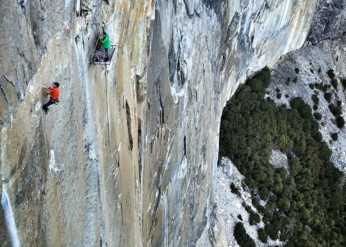 Filmclub:The Dawn Wall (in lingua tedesca)